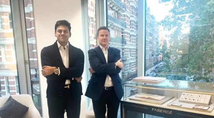 DIACOLOR is All Set to Launch Fabergé Timepieces in India