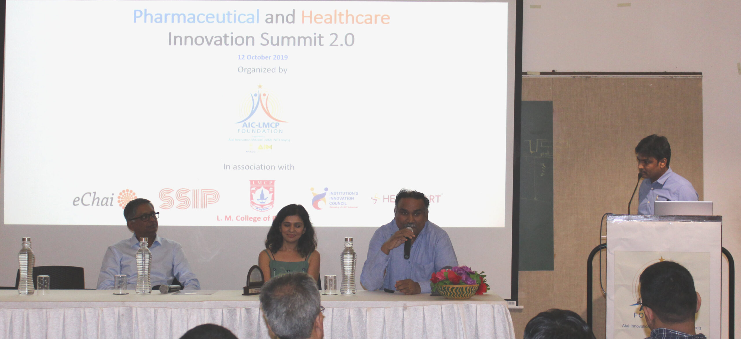 PHARMACEUTICALS AND HEALTHCARE INNOVATION SUMMIT