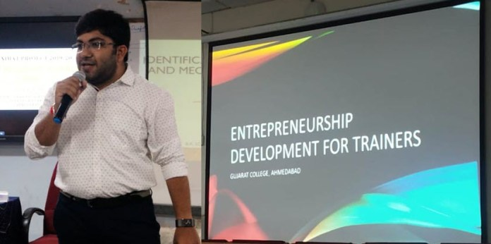 Harshal Sanghvi-Student Start-Up and Innovation Policy