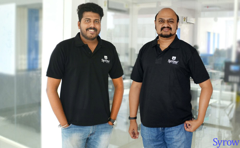 Rajesh Raju and Ramana M Reddicharla, Founder