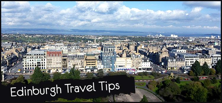 Edingburgh Travel Tips