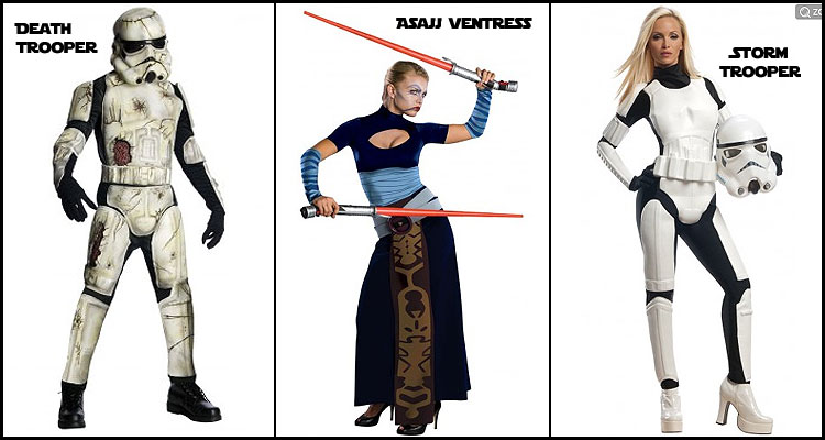 Star Wars Costumes Funidelia