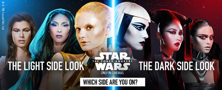 Max Factor Star Wars