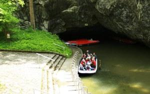 Punkevne jaskyne priepasť Macocha