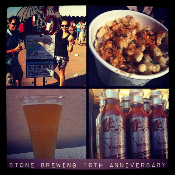 Stone Brewing Co. 16th Anniversary Event