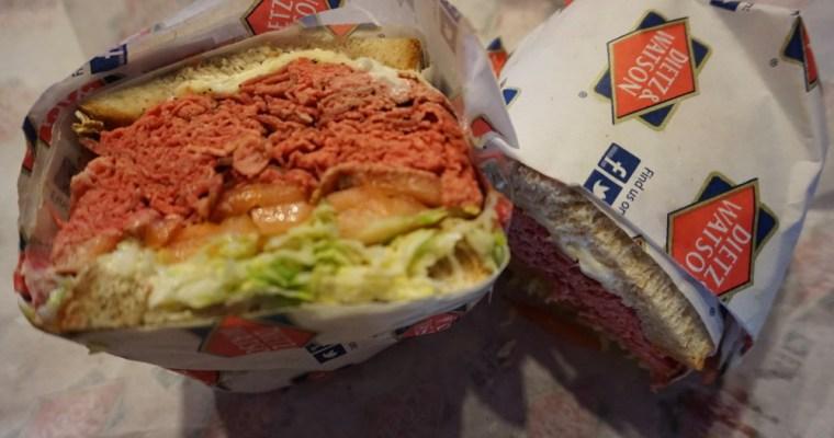 Bronx Sandwich Co. in Tustin, CA
