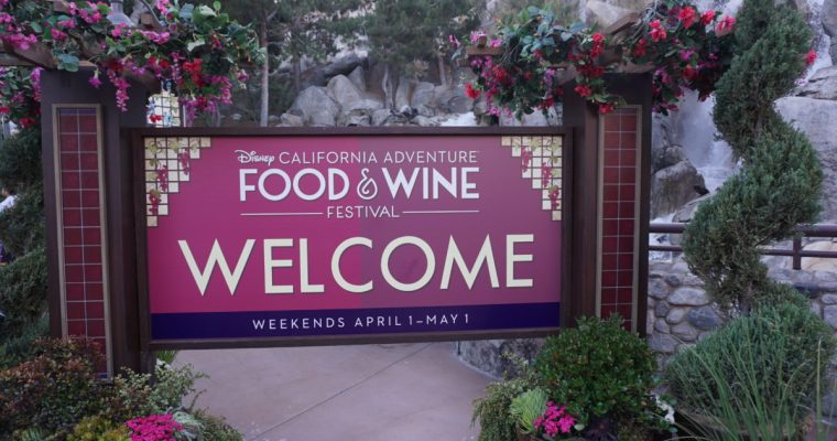 Recap: The 2016 DCA Food & Wine Festival