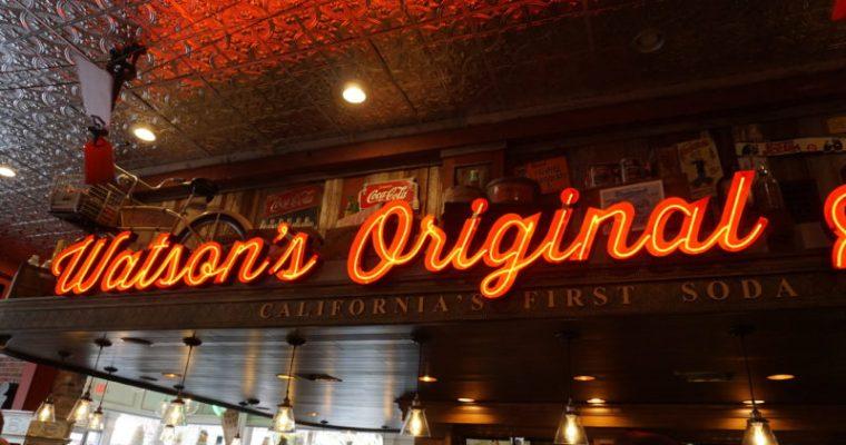 Watson's Soda Fountain and Cafe in Orange