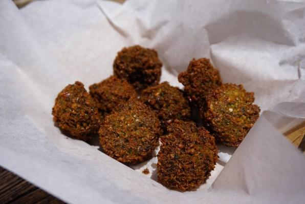 Falafel Bites
