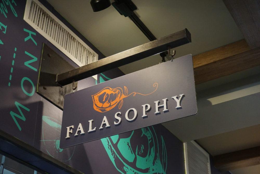 Falasophy, Downtown Santa Ana, 4th Street Market
