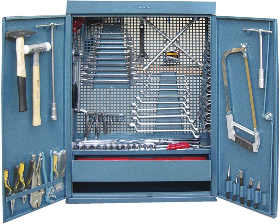 HE114 Heco Armoires De Rangement Mobilier Datelier
