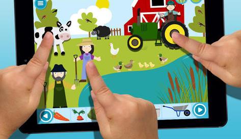 iPad ve výuce cizích jazyků
