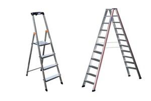 Ladders met sporten