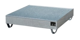 104828 Opvangbak,  v. 4x200l vat