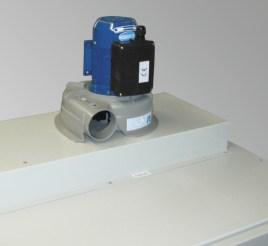 501696 Ventilator,  v. milieukast