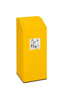 112445 Afvalverzamelaar V. Recyclebaar Afval,  1x45l