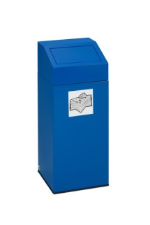 112467 Afvalverzamelaar V. Papier,  1x45l