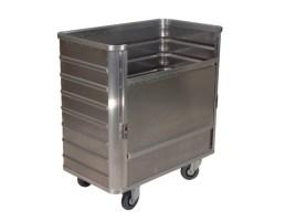 204135 Aluminium Bakwagen,  draagverm. 250kg