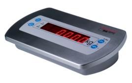 101414 Vloerweegschaal,  platform BxD 800x600mm