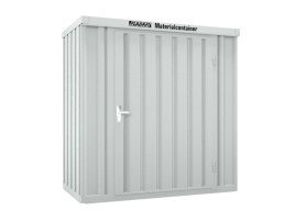 101346 materiaalcontainer,  HxBxD 2160x2100x1140mm