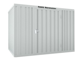 101349 materiaalcontainer,  HxBxD 2160x3020x2170mm