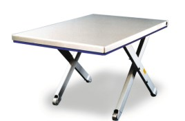 787055 Platte Schaarheftafel,  draagverm. 600kg