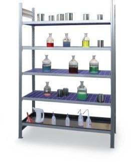 200535 Stelling Voor Gevaarlijke Stoffen,  v. aquatox./agressieve stoffen