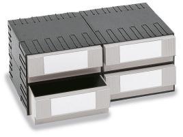 209565 Magazijnkast,  HxBxD 202x482x345mm