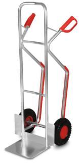 202890 Aluminium Sledesteekwagen,  draagverm. 200kg