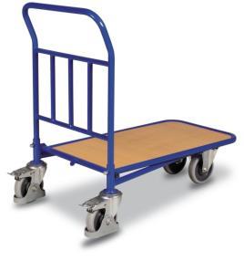 202958 Ruimtebesparende Wagen,  draagverm. 400kg