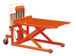 210871 Mobiele Schaarheftafel,  draagverm. 1000kg