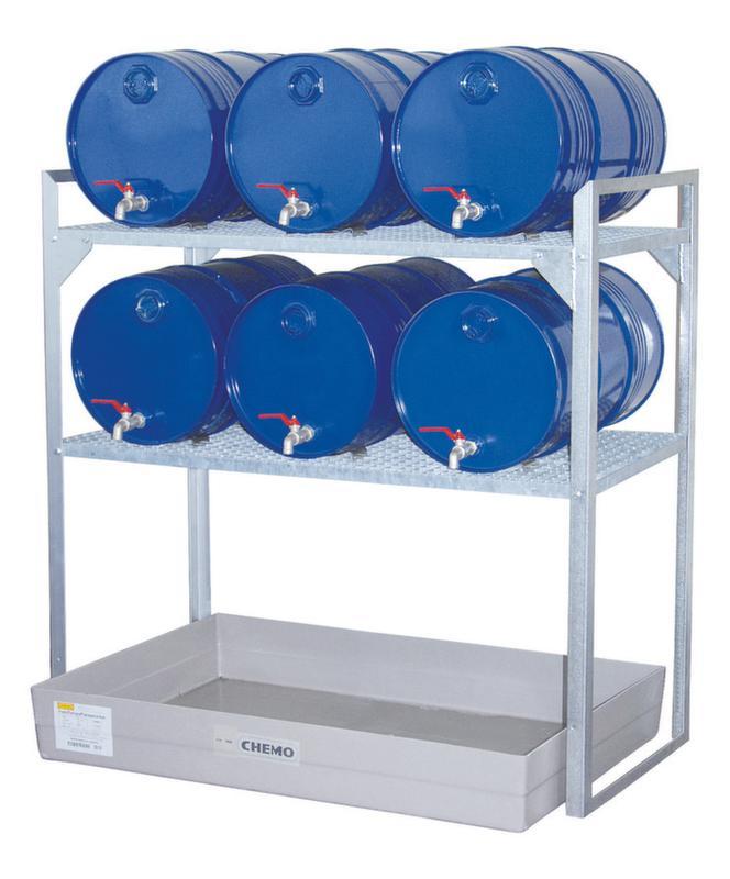 201372 Aftapstelling,  v. 6x60l vat