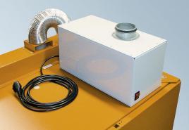 200155 Ventilatie-Element,  v. gif-/chemicaliënkast