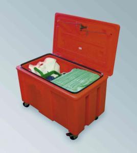 504447 Noodgevallentas M. Microvezel-Absorptieproducten, 69-dlg.
