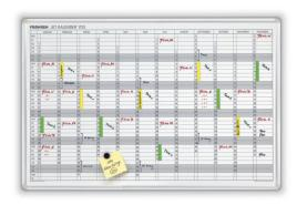 100506 Jaarplanner,  HxB 900x1200mm
