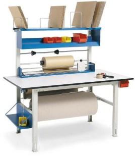 511112 Complete Paktafel,  HxBxD 750-1050x1750x800mm