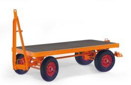 203374 Industrie-Aanhangwagen,  draagverm. 2t