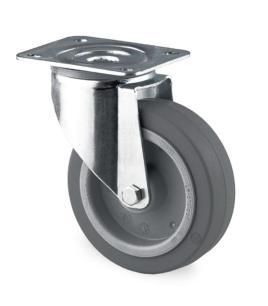 121561 Zwenkwiel,  draagverm. 250kg
