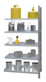 200515 Stelling Voor Gevaarlijke Stoffen,  v. aquatox./brandbare stoffen