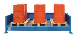 200664 Stellingcontainer V. Gevaarlijke Stoffen,  max. 20x200l vat