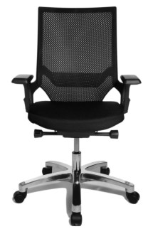 138470 Bureaustoel,  automatisch mechanisme