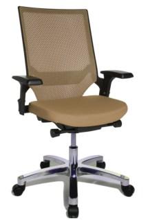 138472 Bureaustoel,  automatisch mechanisme