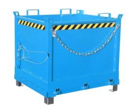139854 Klapbodemcontainer,  HxLxB 1145x1040x1245mm