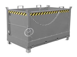 139859 Klapbodemcontainer,  HxLxB 1045x1040x1845mm