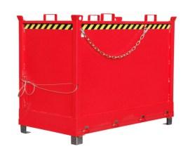139861 Klapbodemcontainer,  HxLxB 1445x1040x1845mm