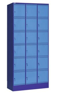 146105 Lockerkast,  HxBxD 1995x905x582 mm