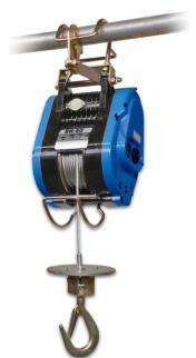 149471 Elektrische Bouwkabellier,  trekbel. 80kg