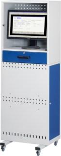 148640 Pc-Kast,  HxBxD 1700x600x570mm