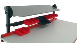 520933 Rail,  v. multifunctionele drager