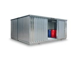 102548 Container Voor Gevaarlijke Stoffen,  v. aquatox. stoffen
